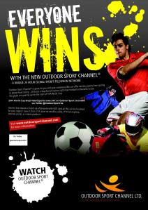 2014 World Cup Outdoor Sport Channel®